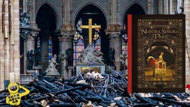 Photo of Libro De Víctor Hugo Sobre Notre Dame Incrementa Ventas Tras Incendio