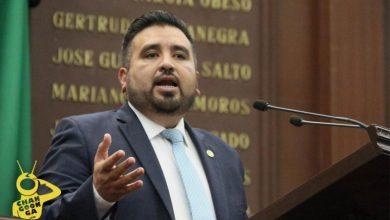 Photo of #Michoacán Ahorro Del Legislativo Se Ha Ido En Conflictos Laborales: Erik Juárez