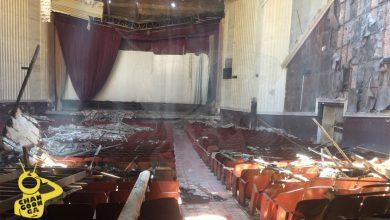 Photo of #Michoacán Incendian A Propósito El Antiguo Cine Purépecha En Apatzingán