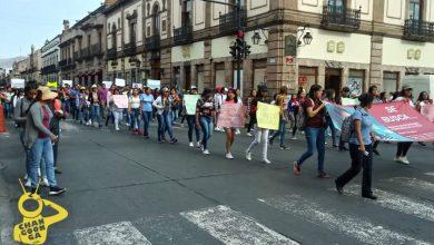 Photo of #Morelia CUL Se Suma A Manifestación Por Desaparición De Estudiante UMSNH