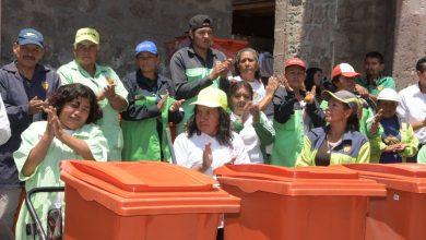 Photo of #Morelia Calles Limpias En Vacaciones: Entregan Carritos Recolectores De Basura
