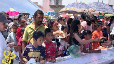 Photo of Pequeños Morelianos, Disfrutan De Festividad Por El Día De La Niñez
