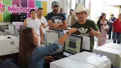 Photo of Podrás Sacar Tu Licencia De Manejo Mientras Paseas En La #ExpoFiesta Michoacán 2019