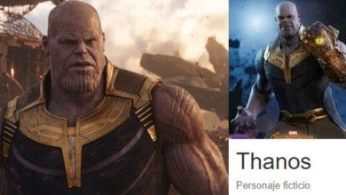 Photo of OMG! Guante De Thanos Llega a Google Y Desaparece Todo