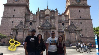 Photo of #Morelia Turistas Se Sienten Seguros; La Ciudad Los Enamoró