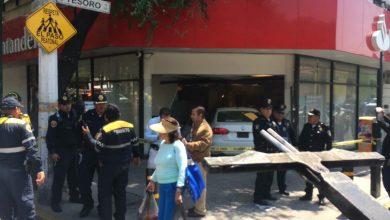 Photo of #WTF Creyó Que Atendían Como En Mc Donalds: Entró Al Banco Con Todo Y Coche