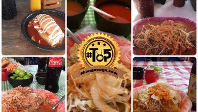 Photo of #TOP5 – Tacos y Tortas Ahogadas