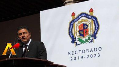 Photo of ¡Resucitando La UMSNH! Raúl Cárdenas Lidiando Entre Desfalcos Y Números Inflados