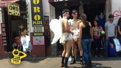 Photo of Cupidos Andan Sueltos En Morelia Regalando Flowers