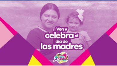 Photo of Cobramos A Mamá En Su Día Por 10 Pesos Descontados En Boleto General De Acceso: Expo Fiesta
