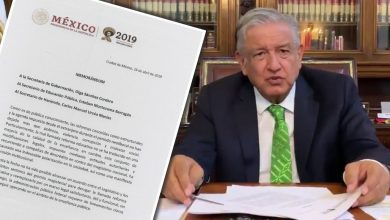 Photo of Ante Freno De Reforma Educativa AMLO Asegura Que Rige El Memorándum