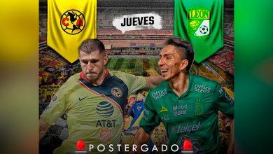 Photo of #LIGAMX Por Contingencia Ambiental Se Posterga Semifinal América Vs León