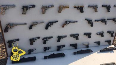 Photo of SEDENA Destruye Más De Mil Armas De Fuego Decomisadas En Michoacán