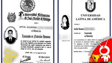 """Photo of #Denúnciamesta """"Se me perdió mi Título Universitario, ayúdenme a encontrarlo"""""""