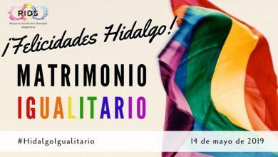 Photo of Ganó el Amorts: Hidalgo Ya Aprobó El Matrimonio Igualitario