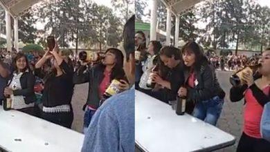 Photo of #Video Mamás Caguameras Compiten Por Una Licuadora En Guerrero