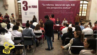 Photo of #Michoacán Denuncian Varias Omisiones En La Nueva Reforma Laboral