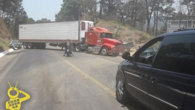 Photo of #Michoacán Grupo Armado Realiza Bloqueo Carretero En Uruapan