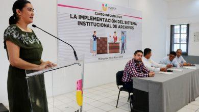 Photo of #Michoacán Integran Sistema Institucional De Administración De Archivos En Uruapan