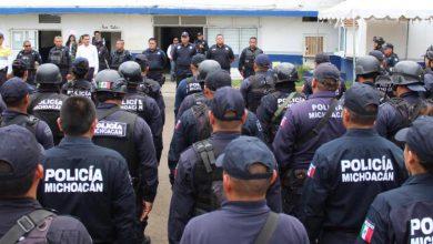 Photo of #Michoacán Presentan A Mario Morales Flores Como Nuevo Titular De La SSPTyVM