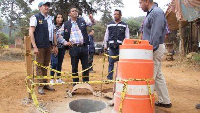 Photo of #Michoacán Supervisan Obras De Agua Potable Y Drenaje Por 14 Millones De Pesos