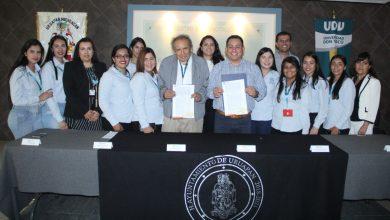 Photo of #Michoacán Victor Manriquez Firmó Convenio Con La UDV En Impulso A La Inclusión