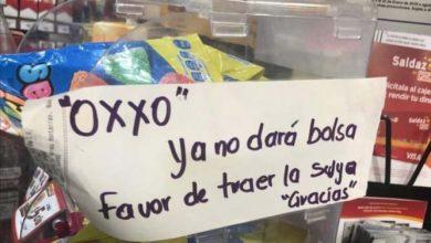 Photo of #Coahuila Le Dicen Bye-Bye A Bolsas De Plástico En Oxxo
