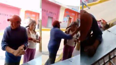 Photo of #Video Exhiben A Supuesto Dueño De Rosticería Que Pide Golpeen A Mujer Por Diversión