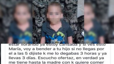 Photo of #MéxicoTristeYEnfermo: Doña Vende A Su Sobrino Por $500 En Facebook