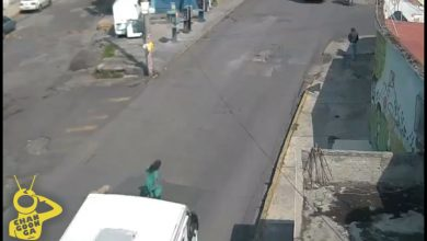 Photo of #Video Micro Atropella A Abuelita En Calles De Naucalpan