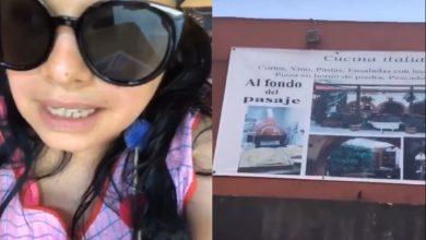 Photo of #Video Discriminan A Amandititita Por Usar Mandil En Restaurant En EdoMex