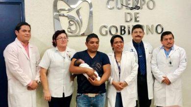 Photo of En Mérida Salvan A Bebé Prematura, Hacen Cesárea A Mujer En Coma