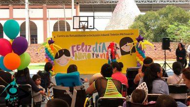 Photo of Disfrazados y Alborotados, CRIT Michoacán Celebra Día Del Niño
