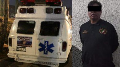 Photo of #CDMX Detienen A Paramédicos Por Manosear A Chava Cuando Era Trasladada En Ambulancia