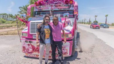 """Photo of El Buki Cumple Máximo Sueño Del """"Guapo"""" De Sinaloa: Conocerlo Y Subirse A Su Camión!"""