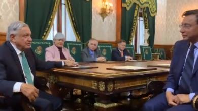 Photo of AMLO Se Reune Con Multimillonario Dueño De Mittal; Busca Que Invierta Mil MDD En Lázaro Cárdenas