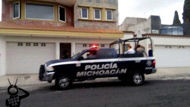 Photo of Polis Michoacán Detiene A Agustín Con Bolsa Repleta De Marihuana En Zitácuaro