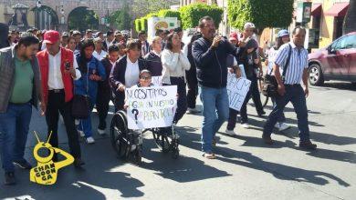 Photo of #Morelia Antorcha Campesina Marcha Sobre La Madero En Exigencia De Soluciones