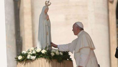 Photo of Desde El Vaticano Pa' México: Llegará La Virgen De Fátima En Julio A Michoacán