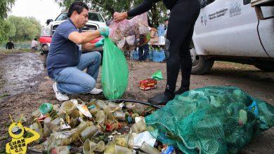 Photo of #Morelia Recolectaron 50 Mil Toneladas De Basura, Había Colchones, Salas Y Un Auto En Ríos