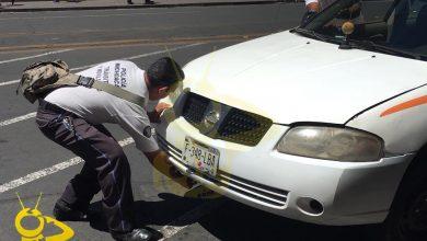 Photo of #Morelia Taxista Sufre Falla Mecánica En Plena Manifestación Contra Uber