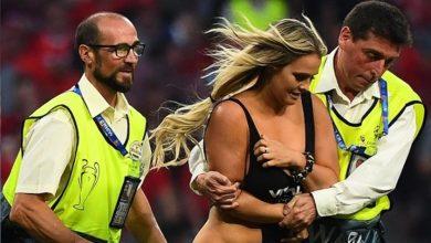 Photo of #Video Sexy Chica En Leotardo Irrumpió Partido Del Liverpool