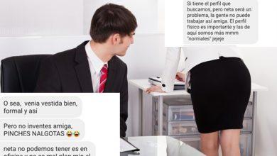 """Photo of #WTF Niegan Trabajo A Chava De Pompas Grandes Porque No Era Un """"Teibol"""""""