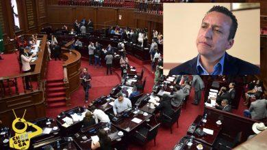 """Photo of #Michoacán Continúan """"Tiradas En La Hamaca"""", Comisiones Legislativas"""