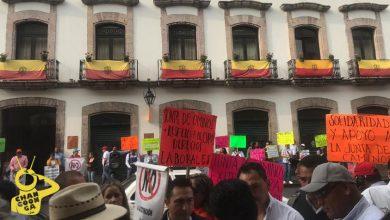 Photo of #Michoacán Ficticia La Mesa De Negociación Con La Junta De Caminos, Denuncian