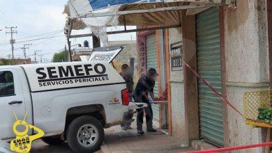 Photo of #Michoacán Olía Feo Y Salía Sangre De Una Puerta; Lo Encuentran Colgado Y Putrefacto