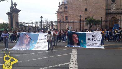Photo of #Morelia Estudiantes Cierran La Madero; Exigen Aparezca Nilda, A 3 Meses De Desaparecida