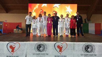 Photo of Abuelitas Mexicanas Ganan 11 Medallas En Mundial De Tai Chi