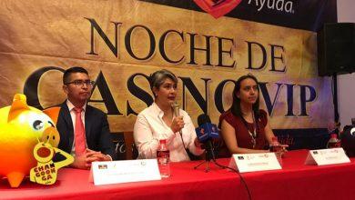 """Photo of #Morelia Apuesta, Gana Y Apoya Al CRIT Michoacán En La """"Noche De Casino VIP"""""""