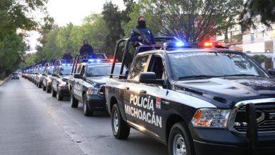Photo of Por Aire Y Por Tierra, 7 Drones Reforzarán Vigilancia En Uruapan